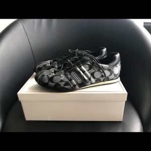 Coach Kirby Sateen Shoe